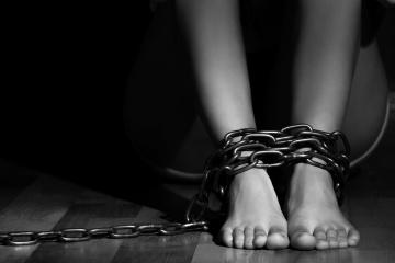 La police de la région de Donetsk a démasqué un Russe qui achetait des enfants pour un usage sexuel