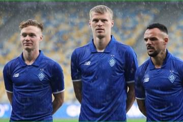 Le Dynamo de Kyiv présente sa nouvelle tenue dessinée par New Balance (photos)