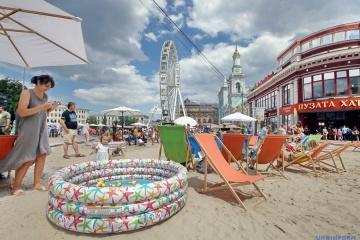 Les deux tiers des Ukrainiens ne partiront pas en vacances