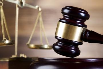 反汚職裁、元国会議員の汚職犯罪容疑者に保釈金75万フリヴニャ設定