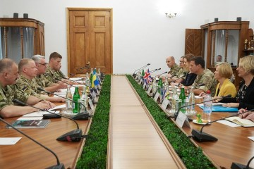 Ukraine wants to expand cooperation with British army – Defense Ministry