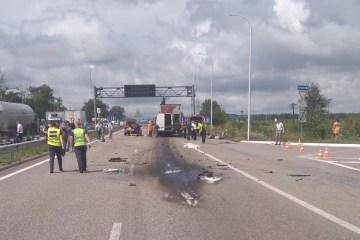 Un grave accident de la route dans la région de Zhytomir a fait 10 morts et 10 blessés