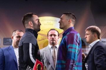Boxen: Gassiev will Revanche mit Usyk