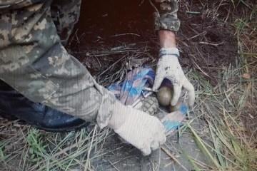 Le SBU a arrêté un saboteur de la République auto-proclamée de Donetsk qui s'apprêtait à faire exploser un train