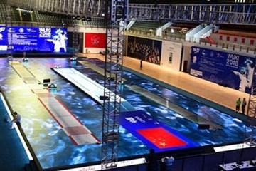 Визначилися перші призери чемпіонату світу з фехтування в Китаї