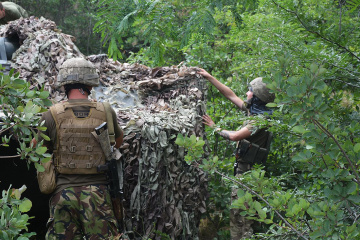 Donbass: Zwei Ortschaften unter Beschuss