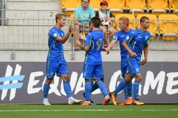 Ukraine U19s beat Turkey, to face Portugal in Euro semifinal