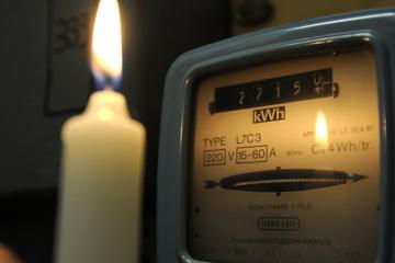 Schneewetter in der Ukraine sorgt für Stromausfall in 143 Ortschaften
