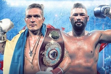 Usyk agrees to fight Bellew in UK - media
