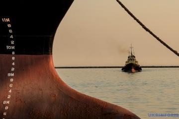 Ukrainische Marine bestätigt Übergabe von Kriegsschiffen