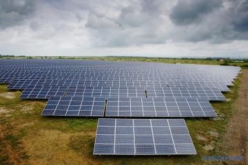 乌克兰三市将全部使用绿色能源