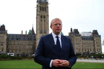 Embajador: Ucrania quiere obtener información de Canadá sobre el posible derribo del avión de la UIA
