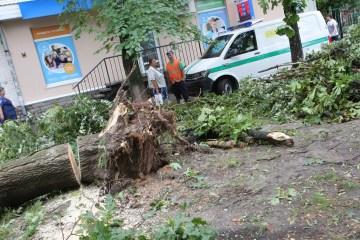Se produjeron apagones en 143 localidades de Ucrania