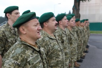 State Border Service strengthens border protection in Zakarpattia region