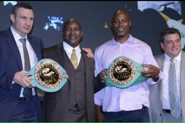 Holyfield confirms his participation in WBC Congress in Kyiv