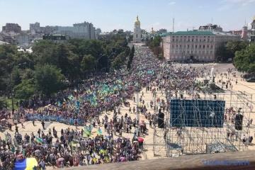 ウクライナは引き続き「部分的に自由」な国=フリーダム・ハウス2019年報告書