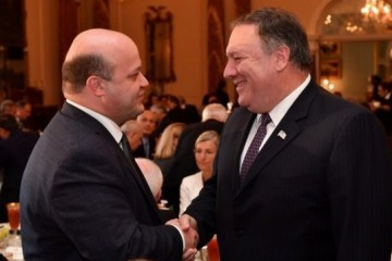Ukrainian ambassador to United States thanks Mike Pompeo for Crimean declaration