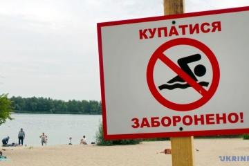 In Gewässern der Ukraine seit Anfang Juni mehr als 100 Menschen ertrunken