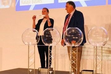 """""""Конгсберг"""" і """"Лавріо"""" протистоятимуть українцям у відборі Кубка Європи FIBA"""