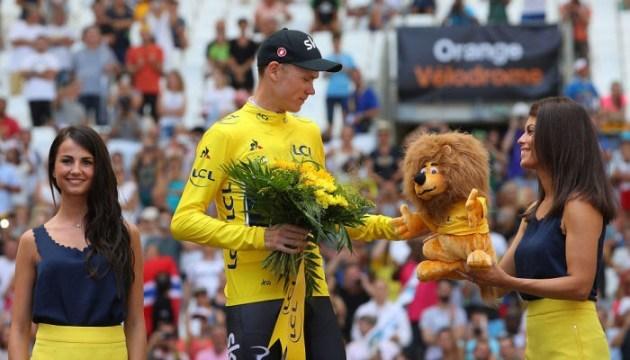 Кріса Фрума не хочуть бачити на цьогорічній «Тур де Франс»