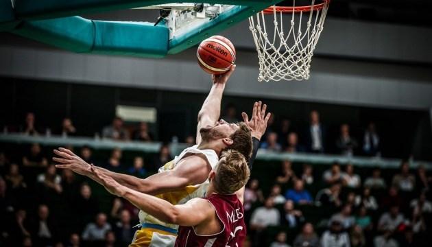 Баскетбол: Україна програла у Києві Латвії, але продовжить відбір на чемпіонат світу