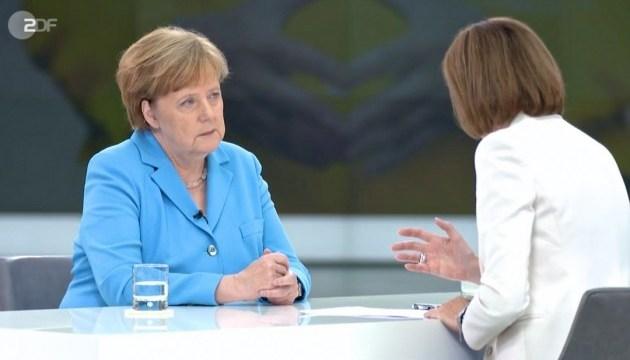 Меркель: Міграційне питання може розколоти Європу