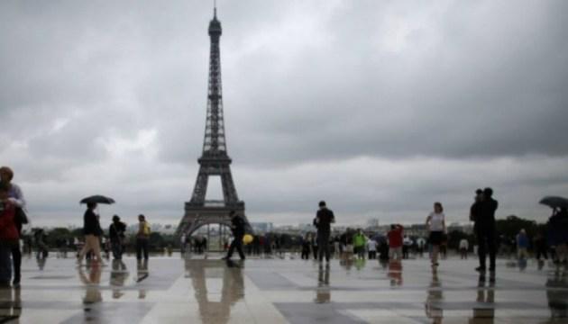 В 8 департаментах Франции - оранжевый уровень опасности из-за непогоды