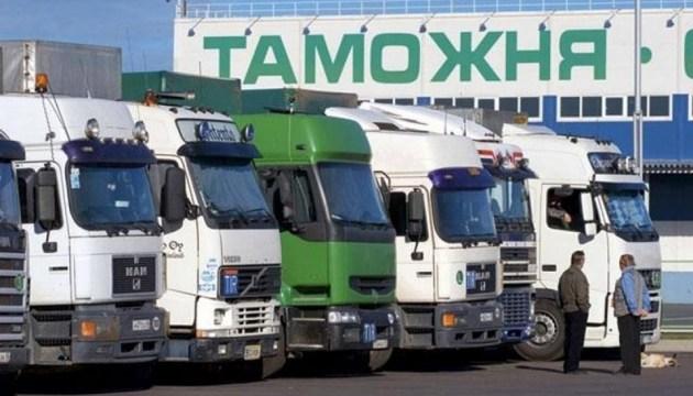Путін продовжив транзитні обмеження для українських вантажів