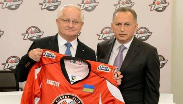 Відомий словацький тренер Юліус Шуплер знову очолив ХК «Донбас»