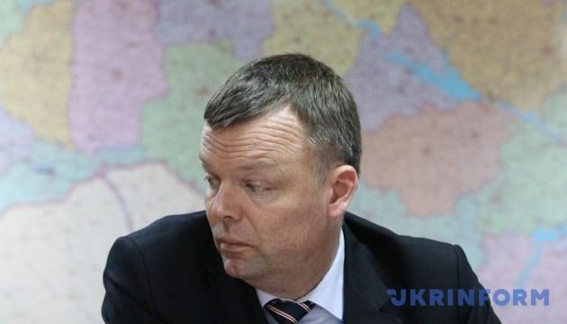 Хуг залишає посаду заступника глави місії ОБСЄ в Україні