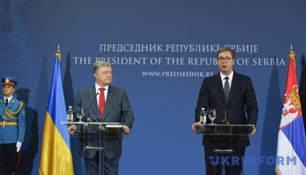 Kyiv, Belgrade holding talks regarding direct flights – Serbian president