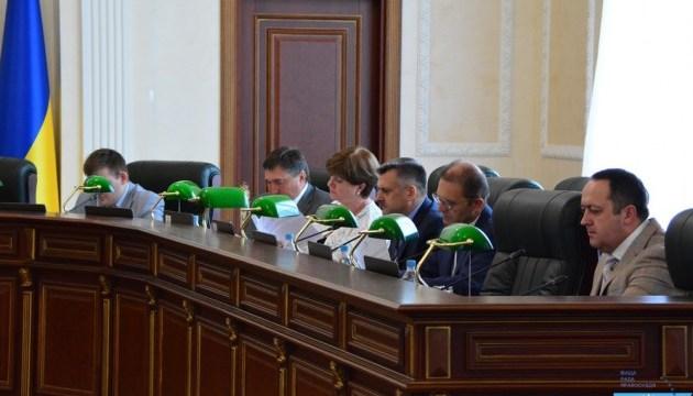 Вища рада правосуддя звільнила шістьох суддів