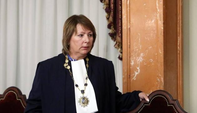 Данішевська нагадала, що створення ВАКС передбачене Конституцією
