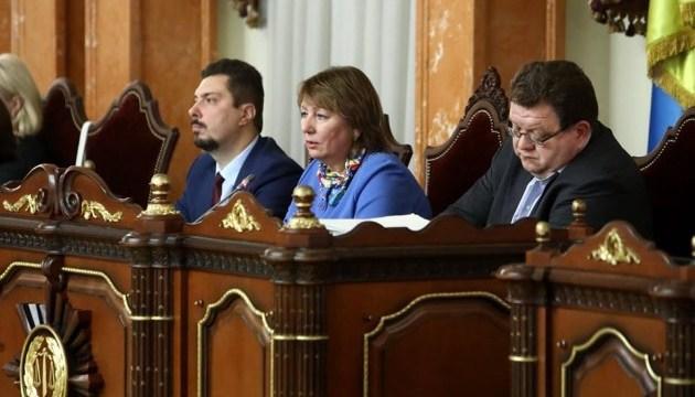 На одного суддю ВС припадає тисяча справ - Данішевська