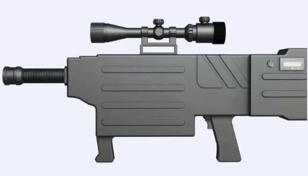 У Китаї створили лазерну рушницю, яка може знищити ціль з 800 метрів