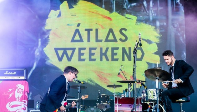 Atlas Weekend kicks off in Kyiv