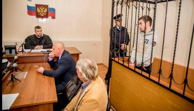 Le tribunal russe laisse Pavlo Hryb en détention jusqu'au 20 décembre