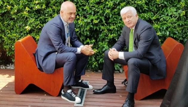Чорногорія та Албанія разом займуться проблемами міграції та безпеки