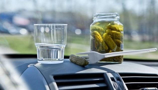В Україні за добу нарахували майже 140 п'яних водіїв