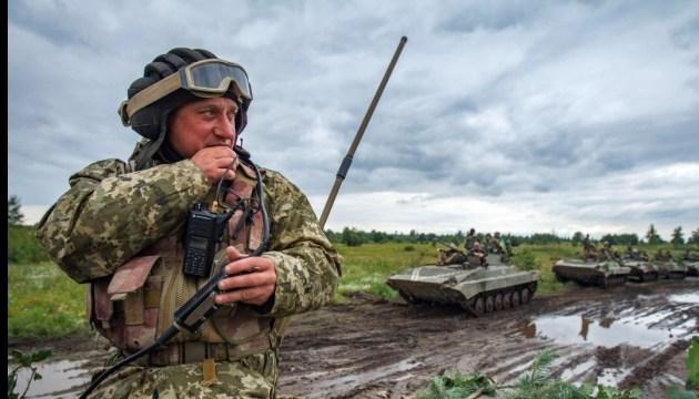 Ostukraine: 17 Angriffe der Terroristen