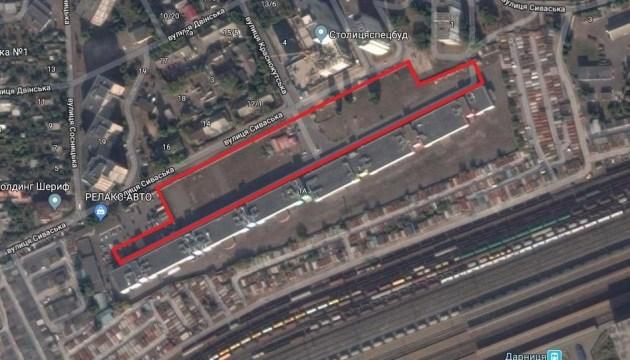 У Києві громаді повернули земельну ділянку вартістю 53 млн грн