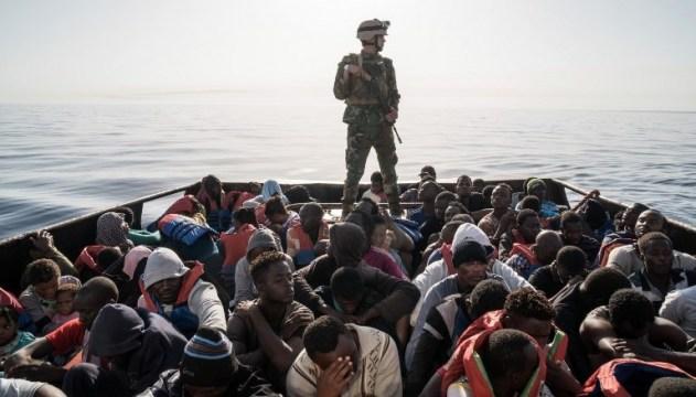 С начала года в Средиземном море утонули 1500 беженцев