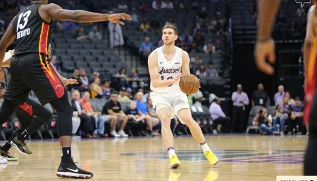 В Летний лиге НБА будут играть сразу четыре украинца