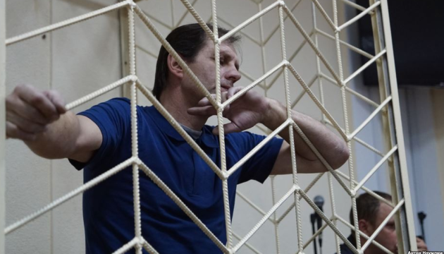 Crimean 'court' sentences political prisoner Balukh to 5 years in prison
