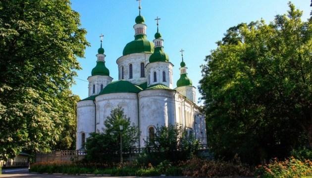 В Киеве начали реставрацию Кирилловской церкви