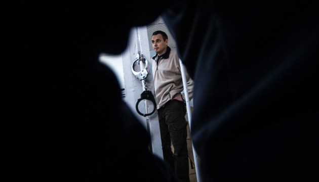 Cousine besucht Oleh Senzow im Straflager