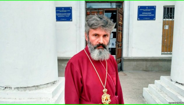 Archbishop Klyment asks Putin to free Ukrainian political prisoners