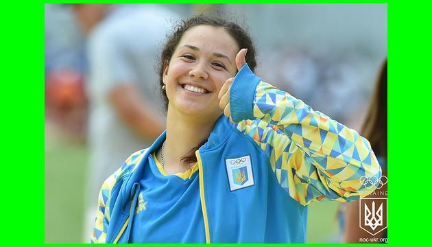Легкая атлетика: украинка Иваненко побила сразу два рекорда на юношеском чемпионате Европы