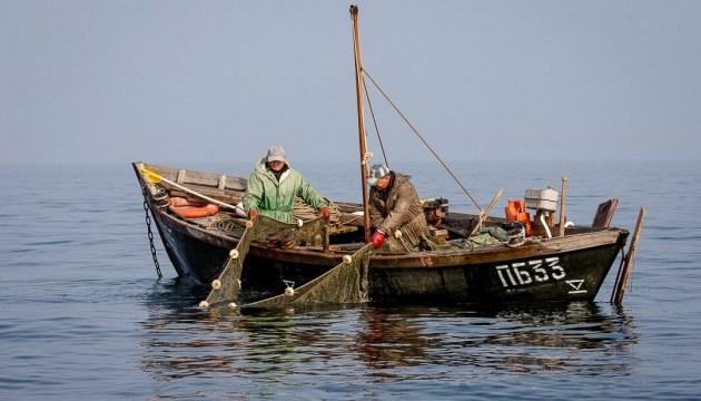 Украина существенно сократила вылов рыбы в Азовском море - Госрыбагентство