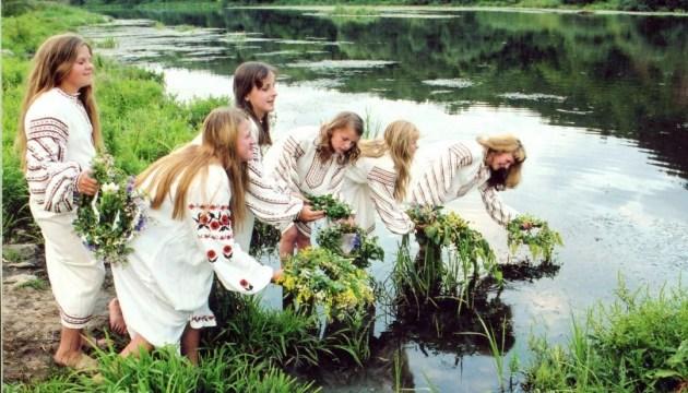 In der Nacht von 06. auf 07. Juli Iwan-Kupala-Tag in Ukraine gefeiert